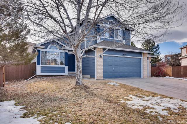 10109 Woodrose Court, Highlands Ranch, CO 80129 (MLS #8081336) :: Bliss Realty Group