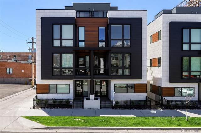 60 W 10th Avenue, Denver, CO 80204 (MLS #8081605) :: Find Colorado