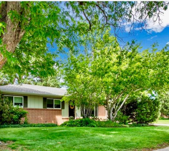 5503 E Jefferson Avenue, Denver, CO 80237 (#8081794) :: The HomeSmiths Team - Keller Williams