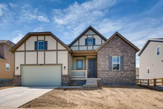 1190 Homestead Road, Erie, CO 80516 (MLS #8082016) :: 8z Real Estate