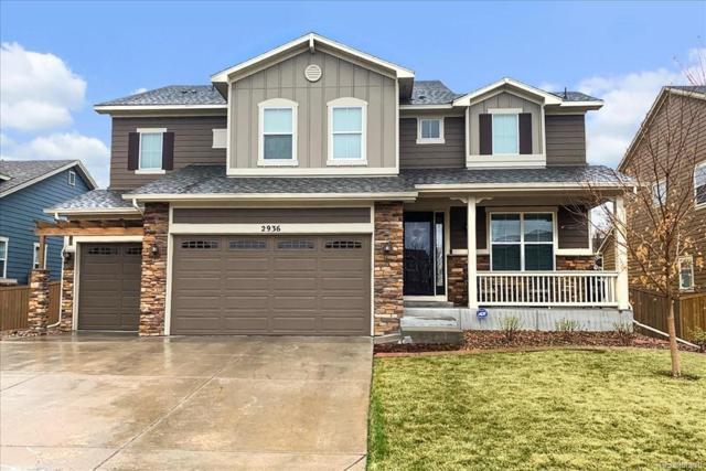 2936 E 152nd Place, Thornton, CO 80602 (#8082035) :: The DeGrood Team