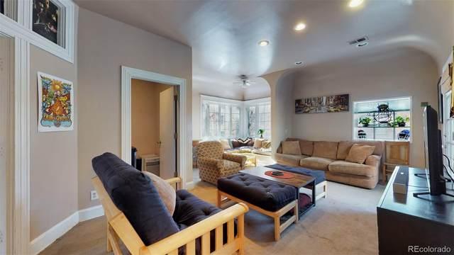 1459 N Pennsylvania Street C, Denver, CO 80203 (#8082247) :: The Griffith Home Team