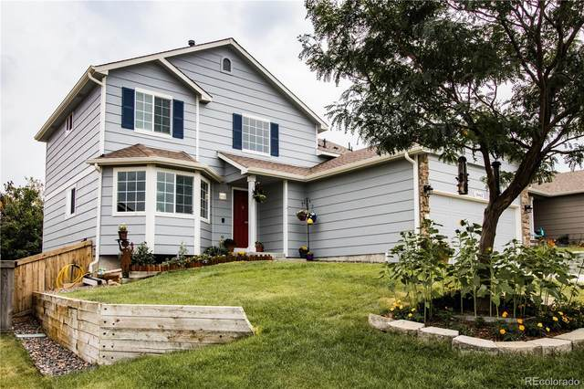 18442 Keyser Creek Avenue, Parker, CO 80134 (#8082265) :: Berkshire Hathaway HomeServices Innovative Real Estate