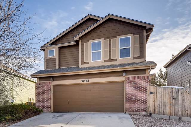 5055 Horse Carriage Road, Colorado Springs, CO 80922 (MLS #8082408) :: Kittle Real Estate