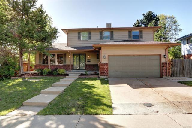 2964 S Verbena Way, Denver, CO 80231 (#8082964) :: The Griffith Home Team
