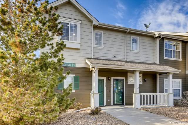 14700 E 104th Avenue #1702, Commerce City, CO 80022 (#8083822) :: Hudson Stonegate Team
