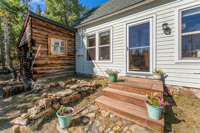 6015 Virginia Canyon Road, Central City, CO 80427 (#8084224) :: The Artisan Group at Keller Williams Premier Realty