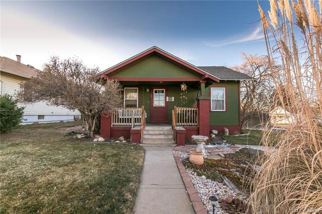20 N Fremont Avenue, Johnstown, CO 80534 (MLS #8084308) :: 8z Real Estate
