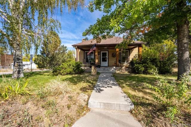 401 Comanche Street, Kiowa, CO 80117 (#8084521) :: Wisdom Real Estate