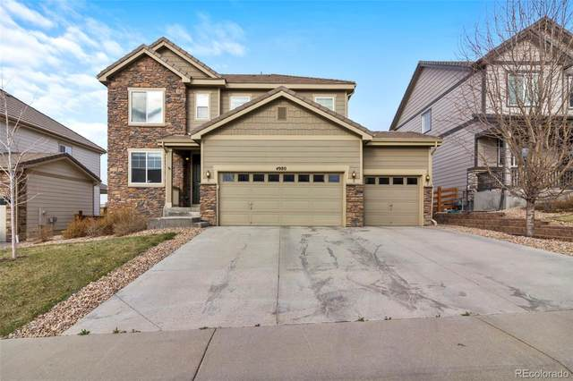 4980 S Netherland Way, Centennial, CO 80015 (#8084879) :: Keller Williams Action Realty LLC