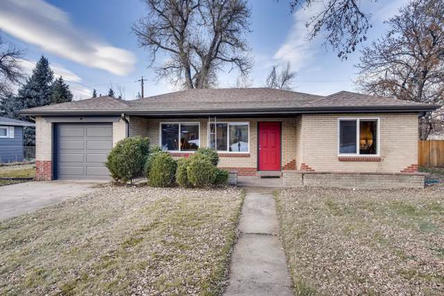 10085 W 23rd Avenue, Lakewood, CO 80215 (#8085272) :: The DeGrood Team