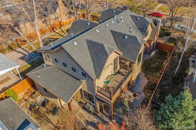 519 S Gaylord Street, Denver, CO 80209 (#8085358) :: The DeGrood Team