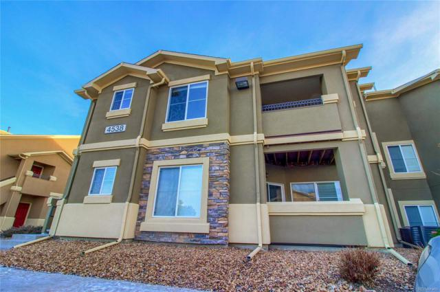 4538 Copeland Loop #201, Highlands Ranch, CO 80126 (#8085453) :: The Griffith Home Team