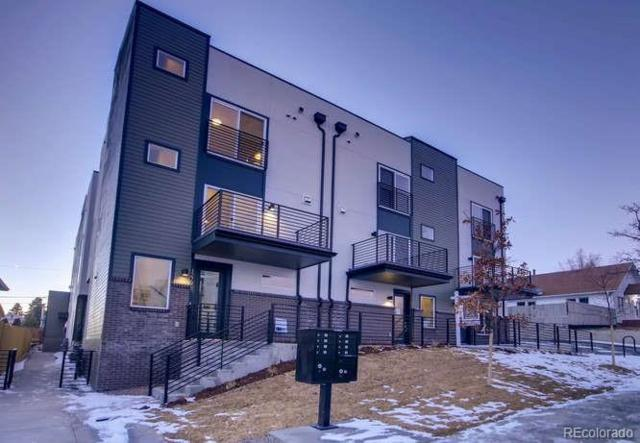 1289 Quitman Street, Denver, CO 80204 (#8085903) :: The Griffith Home Team