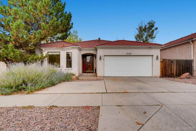 3348 Templeton Gap Road, Colorado Springs, CO 80907 (#8085914) :: The Dixon Group