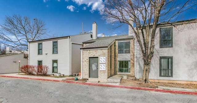 3550 S Harlan Street #290, Denver, CO 80235 (#8085922) :: Berkshire Hathaway Elevated Living Real Estate