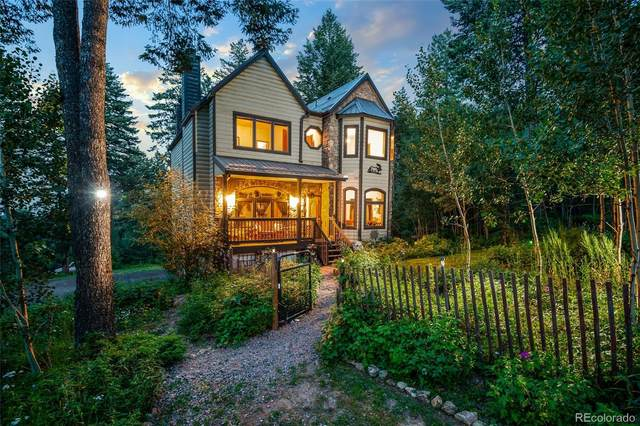 20855 Indian Springs Road, Conifer, CO 80433 (MLS #8085954) :: Clare Day with Keller Williams Advantage Realty LLC