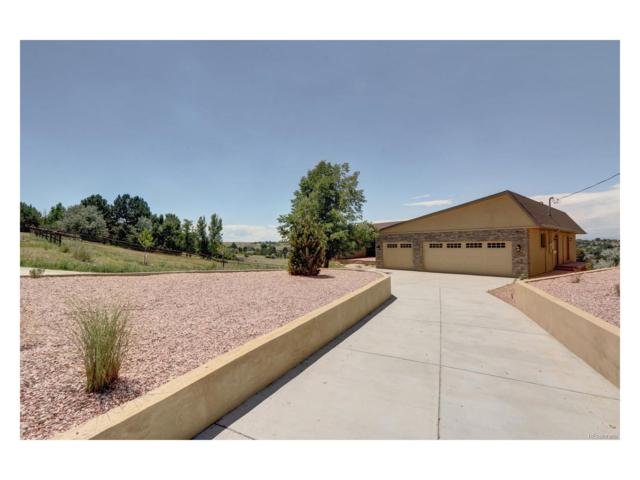 7295 S Himalaya Way, Centennial, CO 80016 (#8086131) :: The City and Mountains Group