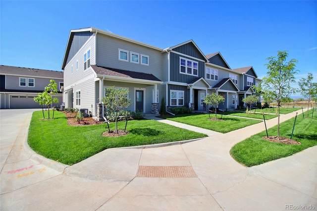 1694 Grand Avenue #5, Windsor, CO 80550 (MLS #8086216) :: 8z Real Estate
