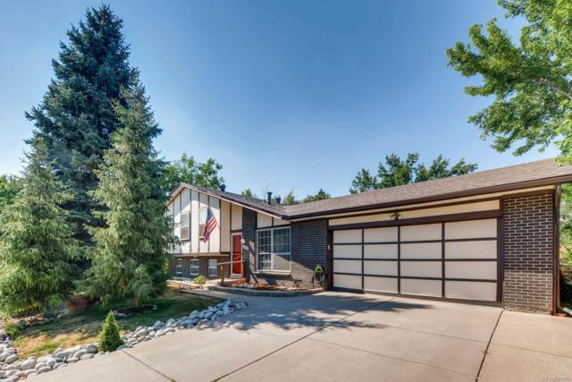 10385 W Lambuth Place, Lakewood, CO 80235 (#8086305) :: House Hunters Colorado