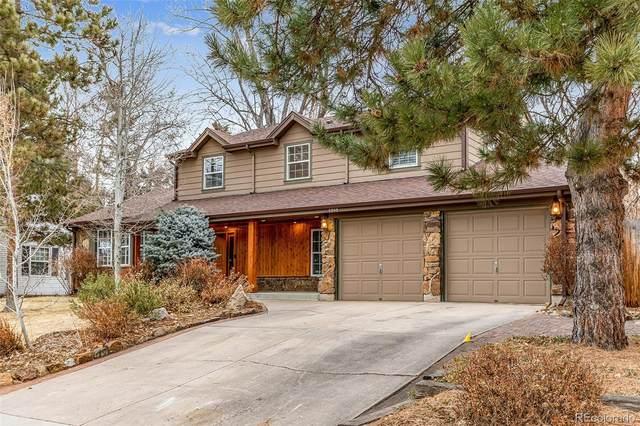 6848 S Elizabeth Street, Centennial, CO 80122 (MLS #8086591) :: 8z Real Estate