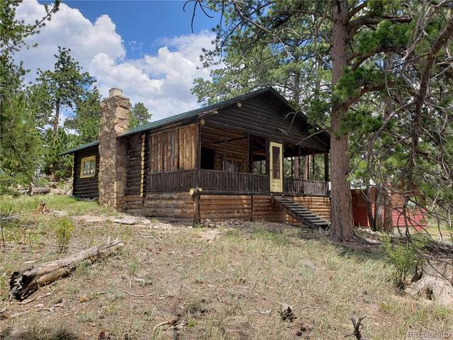1056 Hiawatha Highway, Red Feather Lakes, CO 80545 (MLS #8087100) :: Kittle Real Estate