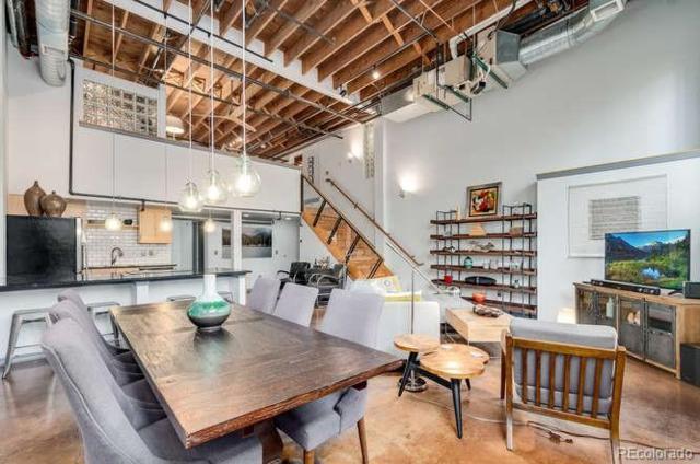 2715 Blake Street #3, Denver, CO 80205 (#8087171) :: Wisdom Real Estate