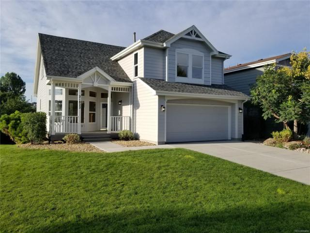 21822 Saddlebrook Drive, Parker, CO 80138 (#8087450) :: The Griffith Home Team