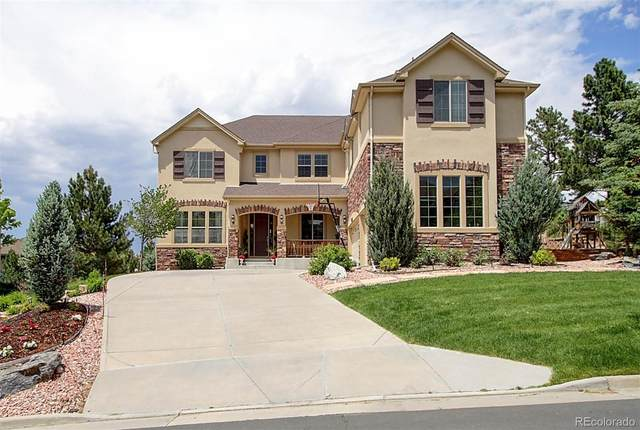 20181 E Shady Ridge Road, Parker, CO 80134 (#8087675) :: HomeSmart Realty Group