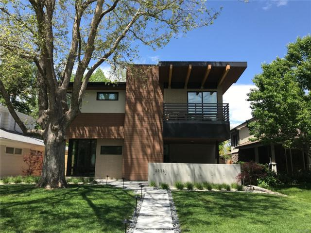 2575 S Fillmore Street, Denver, CO 80210 (#8087780) :: My Home Team