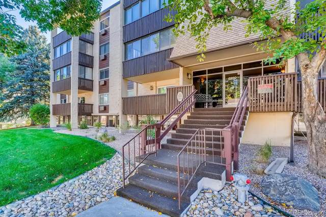 6930 E Girard Avenue #101, Denver, CO 80224 (MLS #8087811) :: Bliss Realty Group