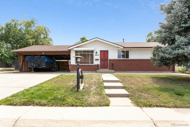6840 S Bellaire Way, Centennial, CO 80122 (#8087883) :: Own-Sweethome Team