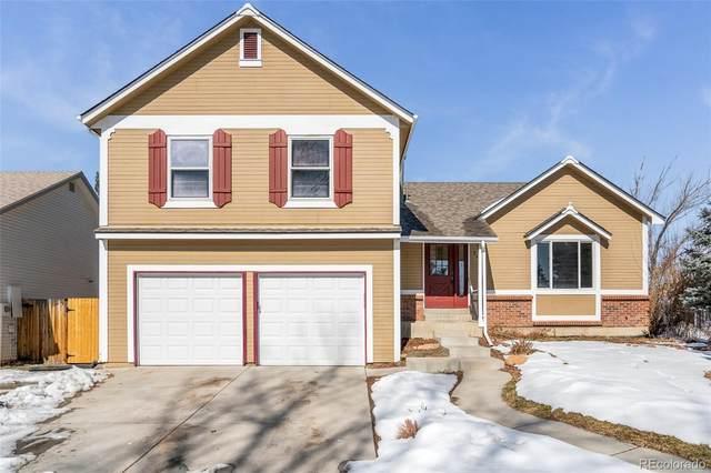 5409 S Union Court, Littleton, CO 80127 (MLS #8088054) :: 8z Real Estate
