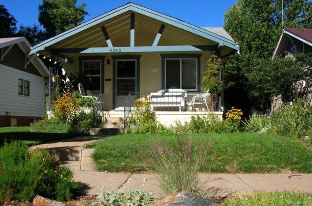 4345 Quitman Street, Denver, CO 80212 (#8088198) :: The HomeSmiths Team - Keller Williams