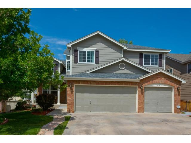 10189 Royal Eagle Lane, Highlands Ranch, CO 80129 (#8088712) :: The Peak Properties Group