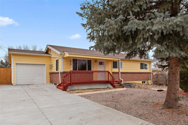 112 Ash Avenue, Castle Rock, CO 80104 (#8088758) :: HomeSmart Realty Group