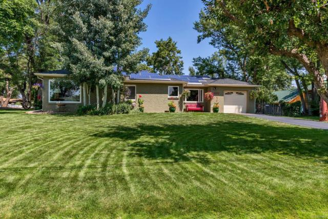 9385 W 11th Avenue, Lakewood, CO 80215 (#8088806) :: The Griffith Home Team