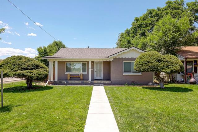1105 Wabash Street, Denver, CO 80220 (MLS #8089363) :: 8z Real Estate