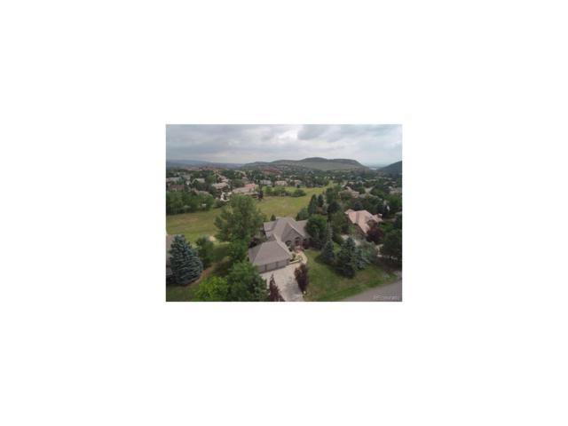 5 Catamount Lane, Littleton, CO 80127 (MLS #8089678) :: 8z Real Estate