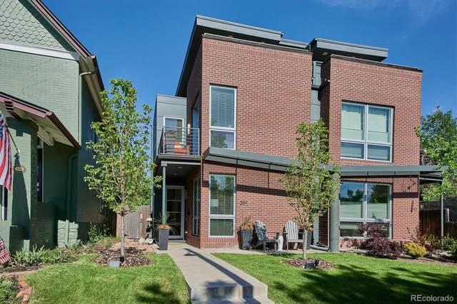 389 Clarkson Street, Denver, CO 80218 (#8089765) :: The Griffith Home Team