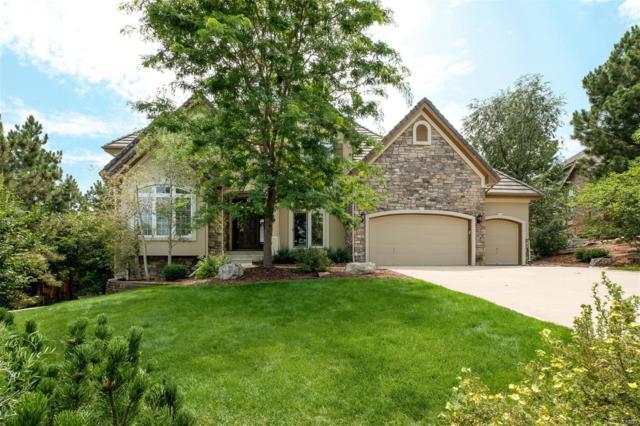 902 Glen Oaks Avenue, Castle Pines, CO 80108 (#8089961) :: HomeSmart Realty Group