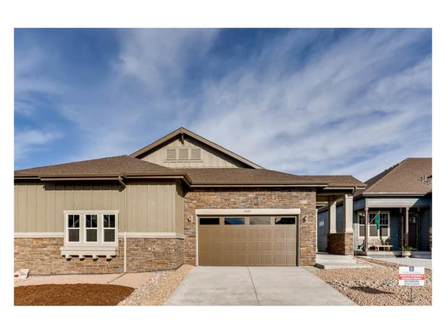 3425 New Haven Circle, Castle Rock, CO 80109 (#8090086) :: The Pete Cook Home Group
