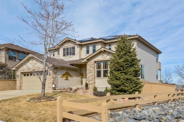3465 Whitford Drive, Highlands Ranch, CO 80126 (#8090506) :: The Peak Properties Group