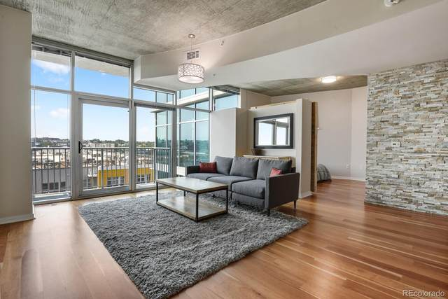 1700 Bassett Street #915, Denver, CO 80202 (#8090536) :: Venterra Real Estate LLC