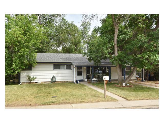 860 Kline Drive, Lakewood, CO 80215 (MLS #8090759) :: 8z Real Estate