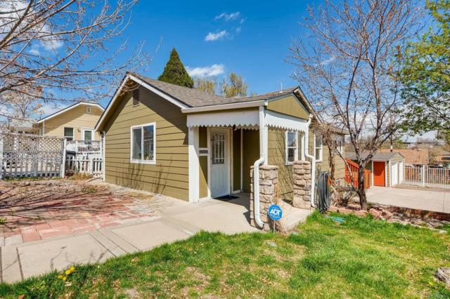 950 Quitman Street, Denver, CO 80204 (#8091314) :: Real Estate Professionals