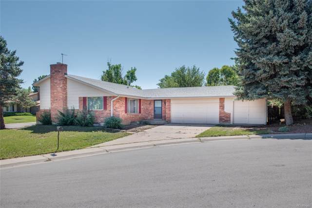 4174 E Maplewood Place, Centennial, CO 80121 (MLS #8091732) :: 8z Real Estate