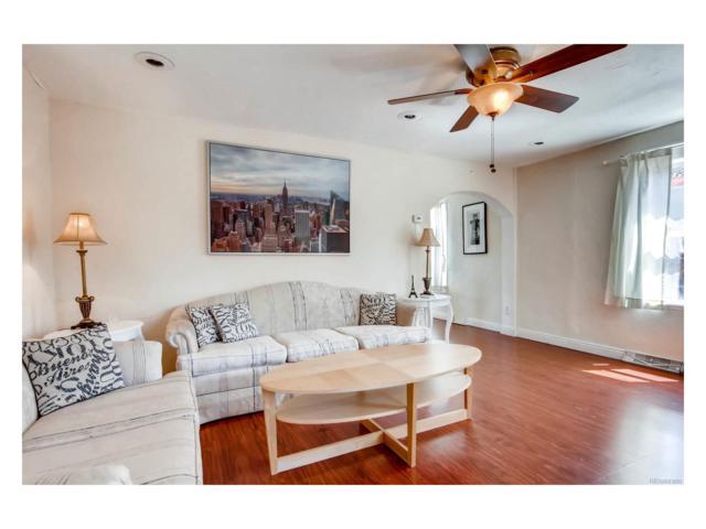 833 E Evans Avenue, Denver, CO 80210 (#8091754) :: Wisdom Real Estate