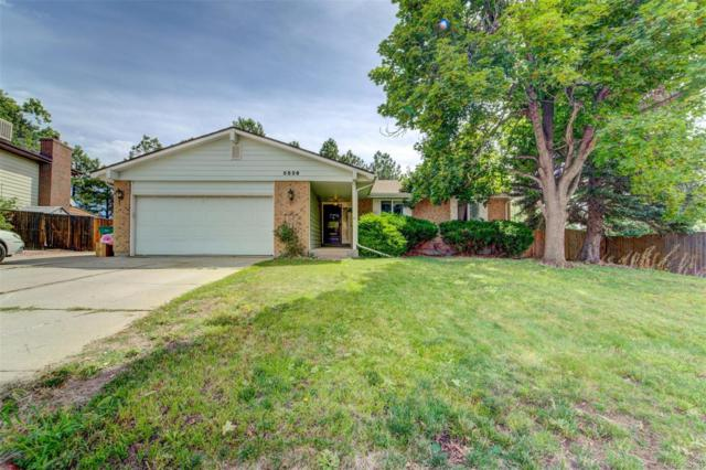 8536 W 84th Circle, Arvada, CO 80005 (#8092039) :: The Peak Properties Group