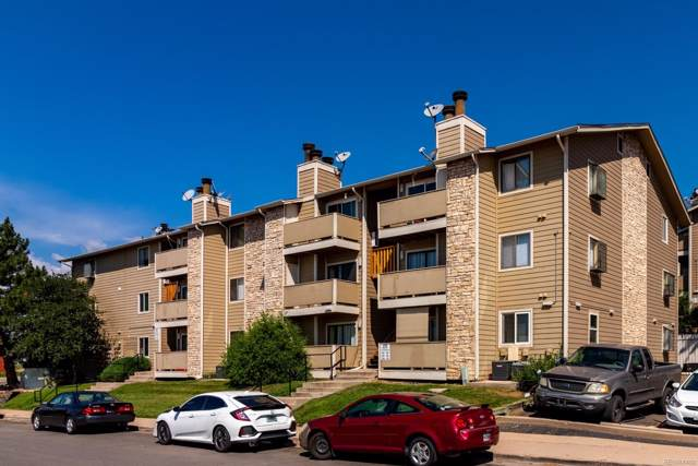 2929 W Floyd Avenue #204, Denver, CO 80236 (#8092136) :: 5281 Exclusive Homes Realty